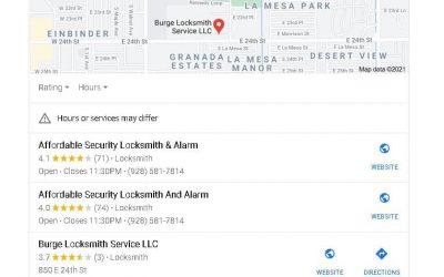 Burge Locksmith Service Vs Affordable Locksmith